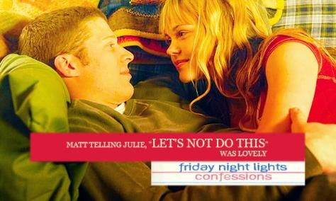 Matt Saracen Friday Night Lights