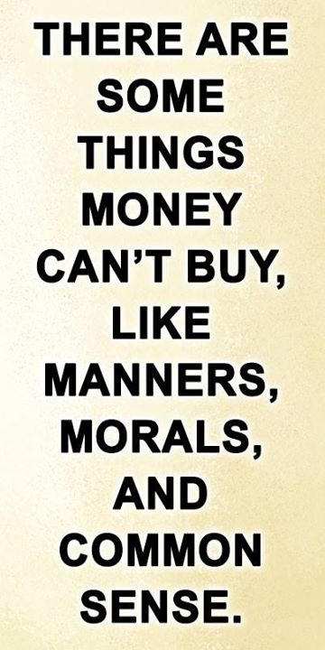 mannersmoralscommonsense