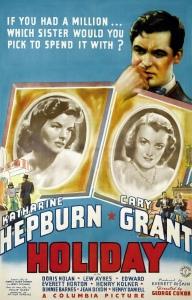 Poster - Holiday (1938)_06