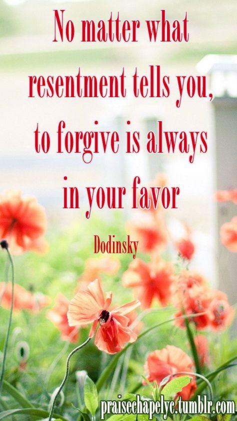 resentmentForgiveinfavor