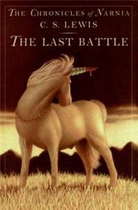 Last Battle C.S.Lewis