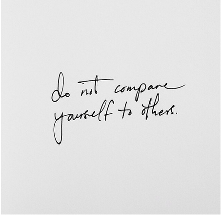 don'tcompareself