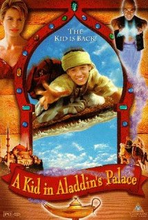 Kid in Aladdin's palace