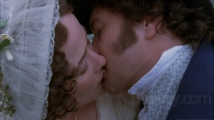Pride and prejudice kiss darcy elizabeth