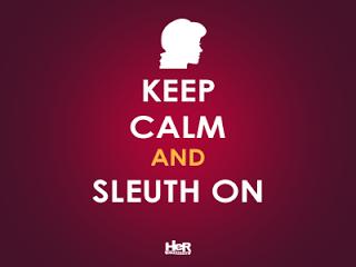 KeepCalmSleuthOn