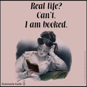 RealLifeVSBookBookedreading