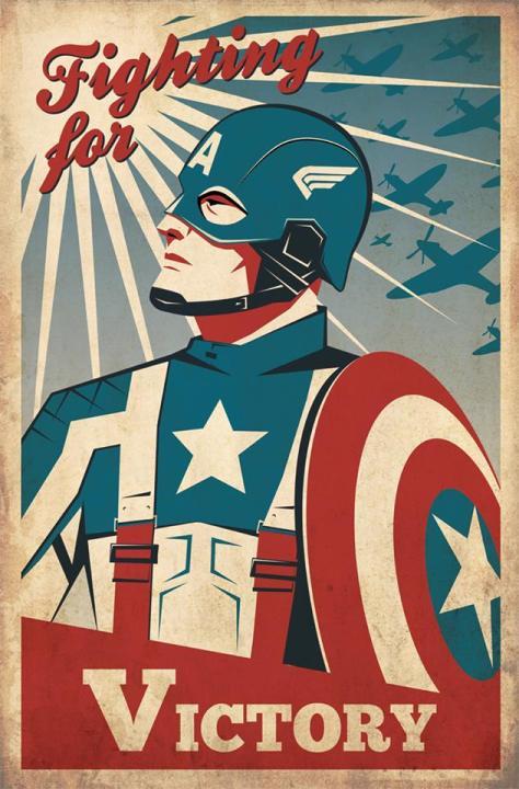 CaptainAmericaVictory