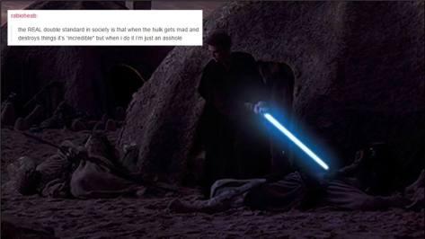 Starwarsviolencejusticemebad