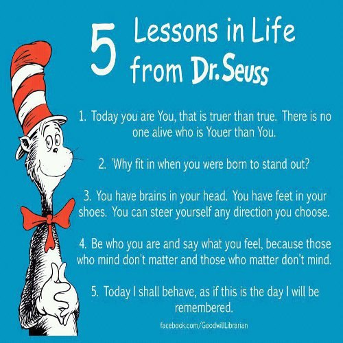 Dr Seuss Who Is He: It's A Fan World After All