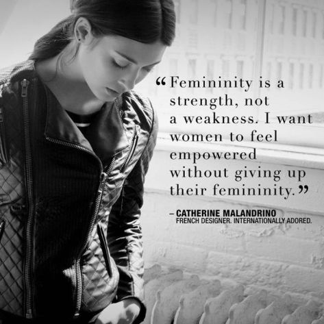 feminine Strength Empowered
