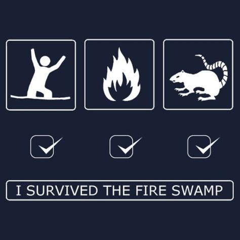 fireswamp