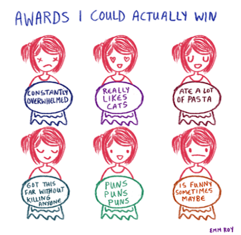 AwardsIcouldWin