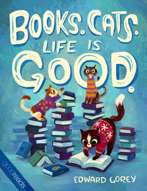 bookcatsLifeisGood