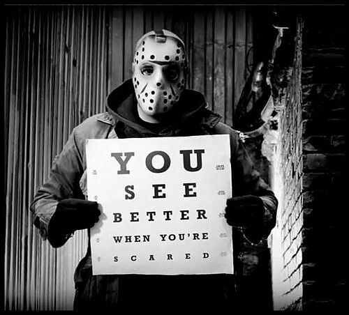 BetterWhenScared friday the 13th jason voorhes