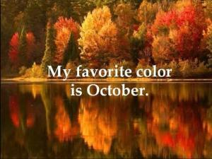 FavoritecolorOctober
