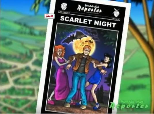 ScarletNightArchieRiverdaleVampires