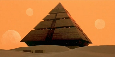 From the film Stargate.