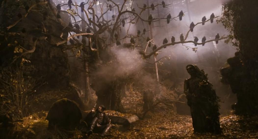 birds Brothers Grimm