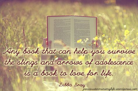 BookSurviveAdolescenceloveforlifelibbaBray