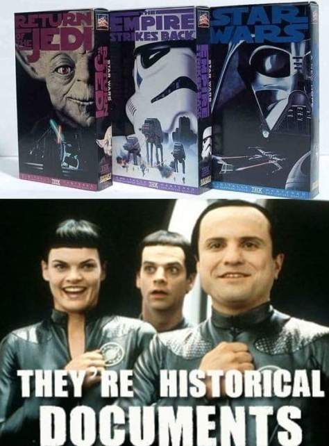 StarWarsHistoricaldocuments
