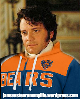 FitzwilliamDarcyChicago Bears
