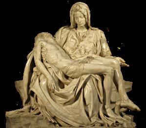 1500-Pieta Michelangelo