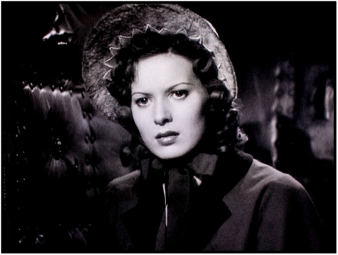 what strange huh Jamaica Inn Mary Maureen O'Hara