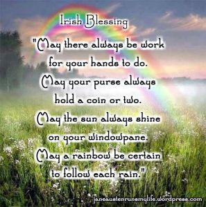 irishblessing