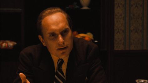 tom Hagen the Godfather