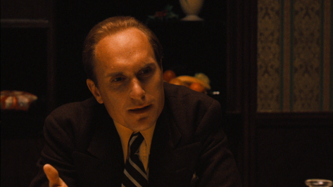 tom Hagen the Godfather