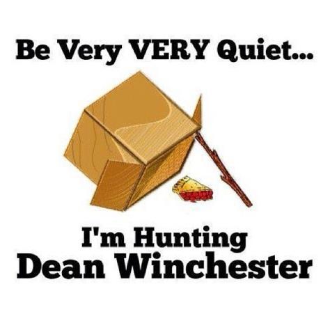 HuntingDeanWinchesterSupernatural