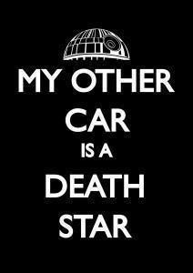 othercarDeathStarStarWars