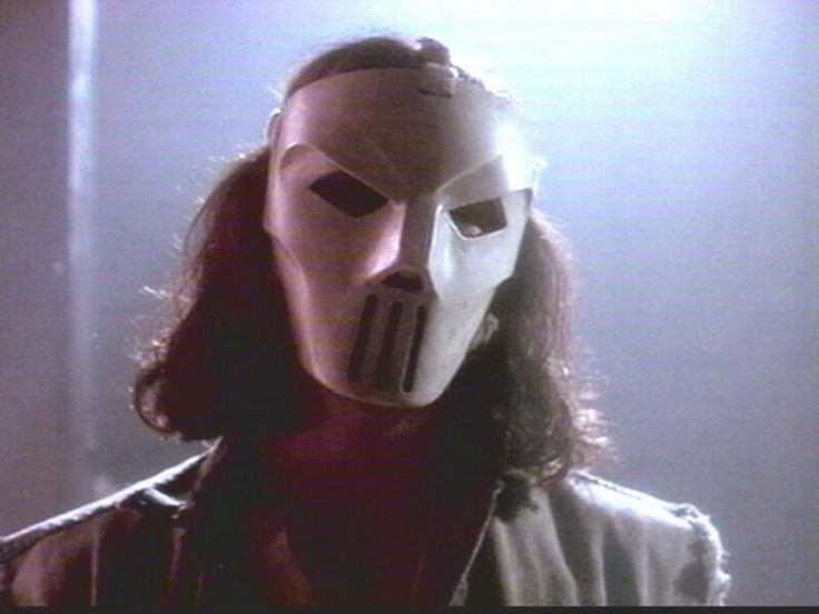 The hockey mask wearing and weapon wielding type of guy you want to see.