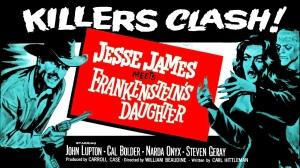 JesseJamesmeetsFrankenstein'sdaughter