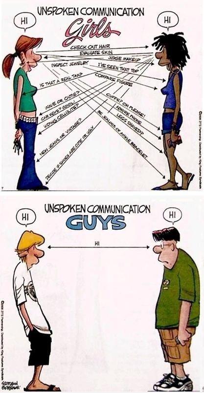 girlcommunicationlookover