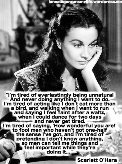 Why Everyone Should Read Gone With The Wind Janeaustenrunsmylife