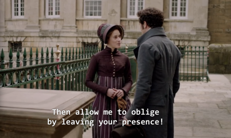Tv Show Based On A Book Janeaustenrunsmylife